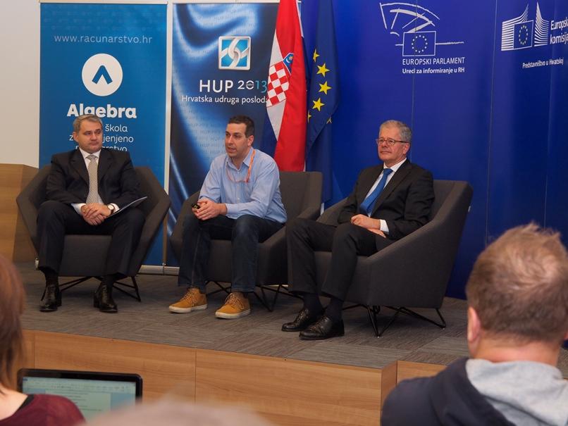 Davor Majetić, Hrvoje Balen i Branko Baričević
