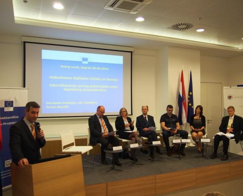 konferencija o Digital Single Market - zajedničkom digitalnom tržištu