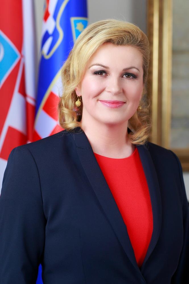 Predsjednica Republike Hrvatske, Kolinda Grabar-Kitarović