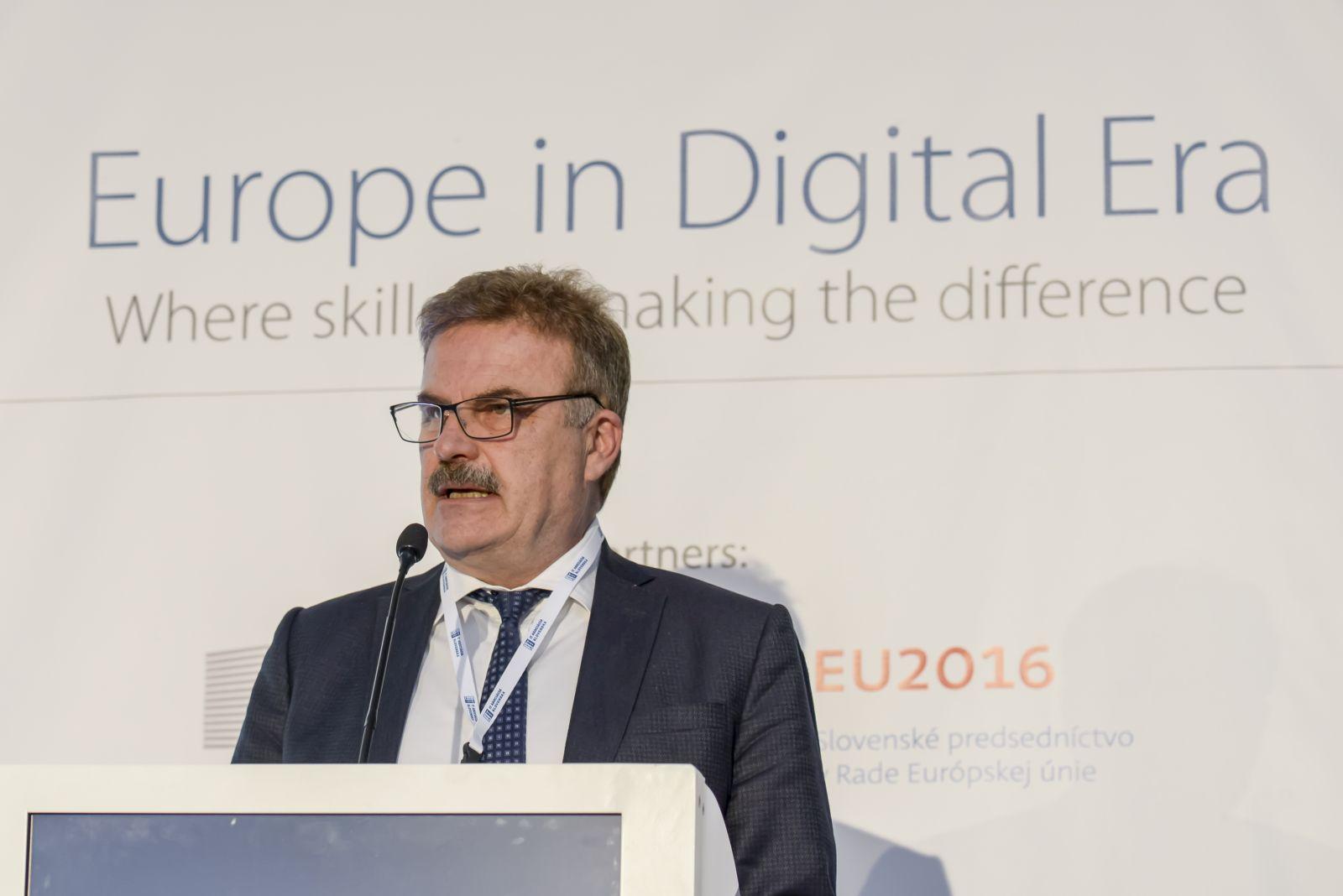 Antti Peltomäki, zamjenik generalnog direktora DG GROW Europske komisije