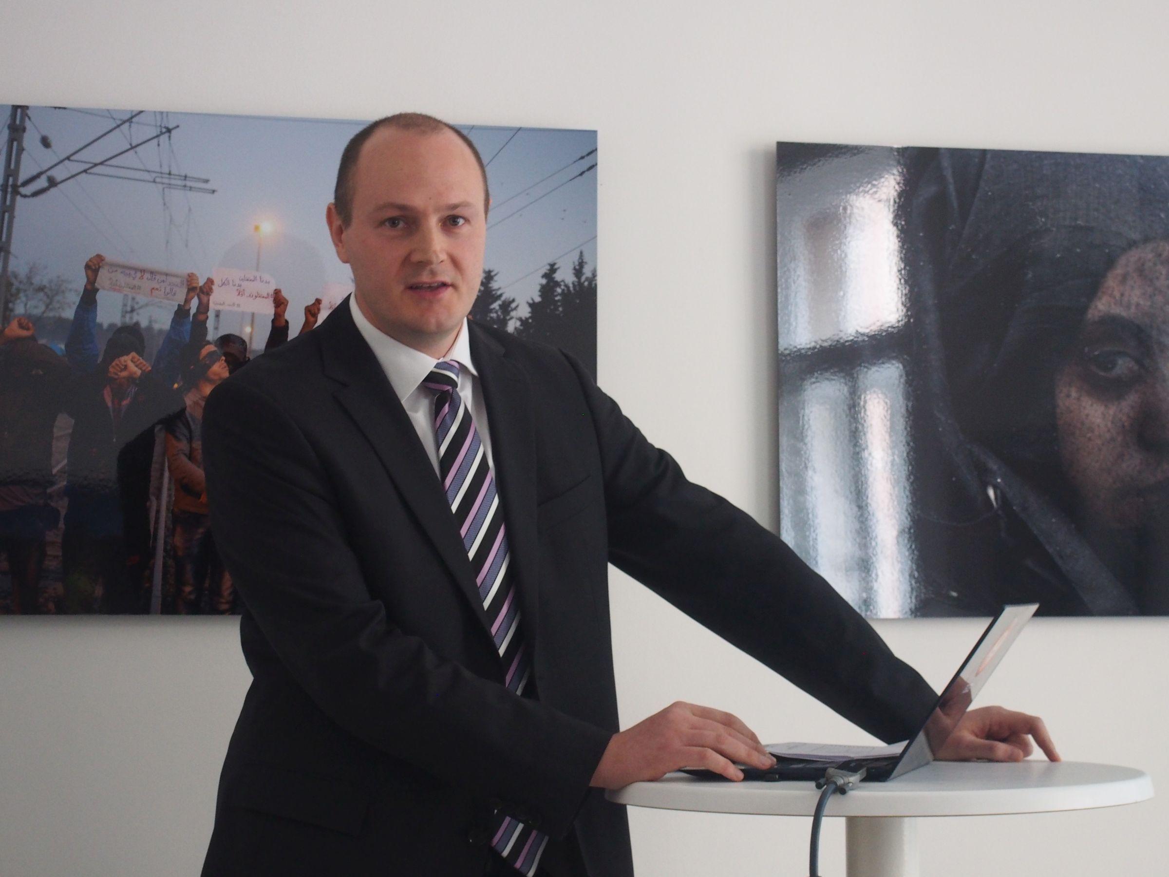 Igor Drvodelić, pomoćnik ravnateljice Agencije za znanost i visoko obrazovanje