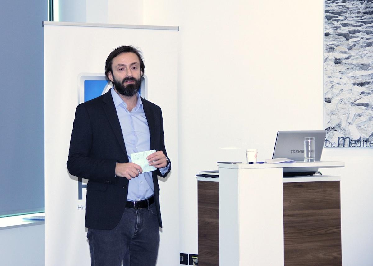 Boris Drilo, predsjednik HUP - Udruge informatičke i komunikacijske djelatnosti