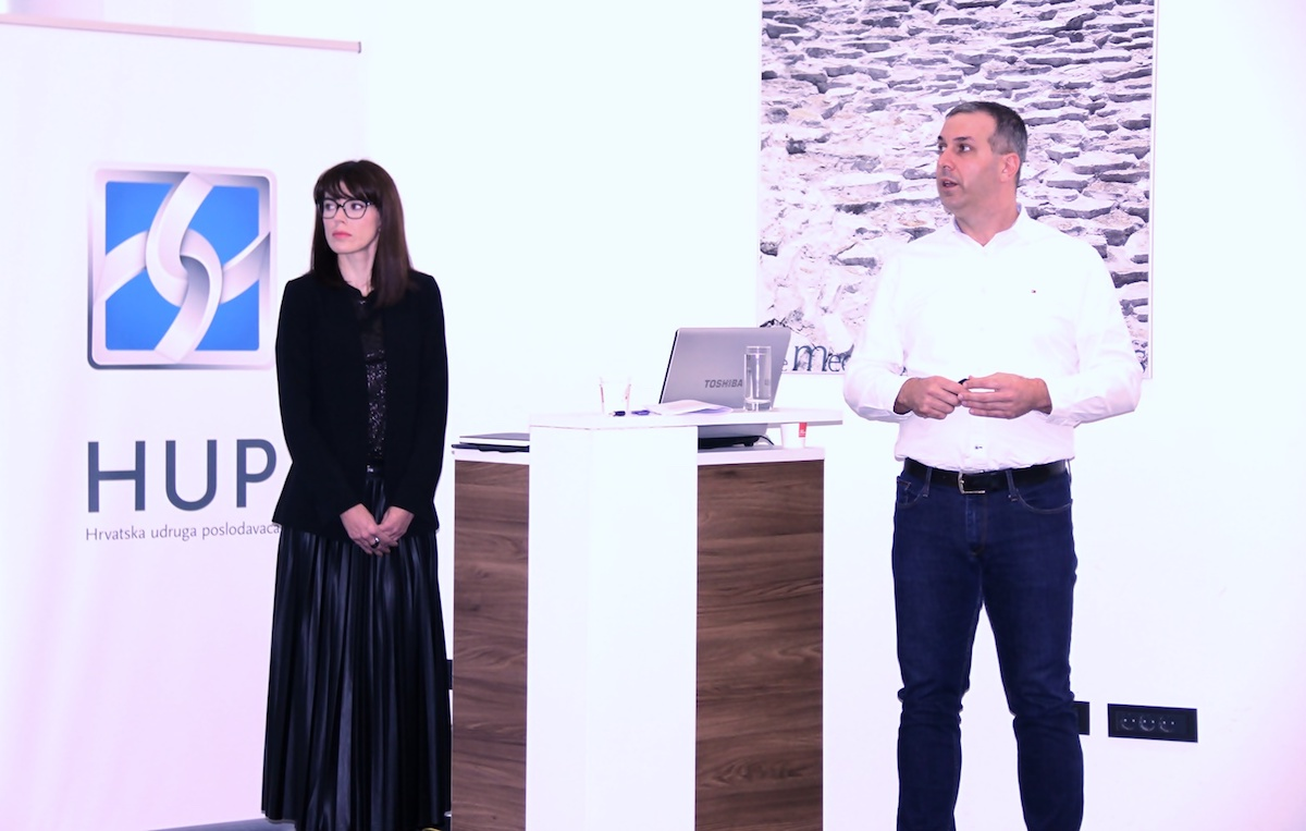 Maja Mahovlić i Hrvoje Balen