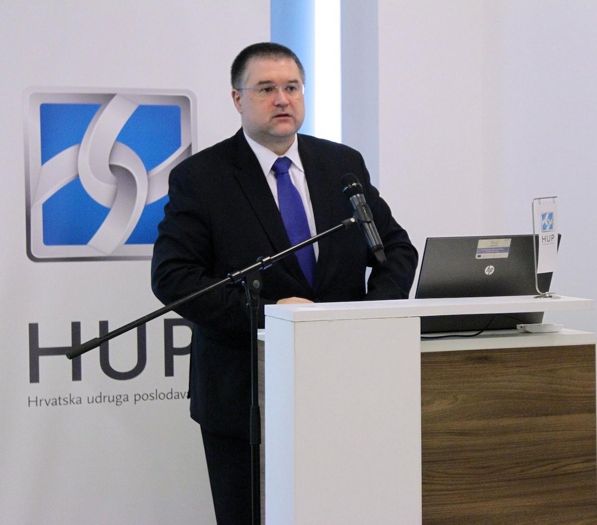 Bernard Gršić, državni tajnik Središnjeg državnog ureda za razvoj digitalnoga društva