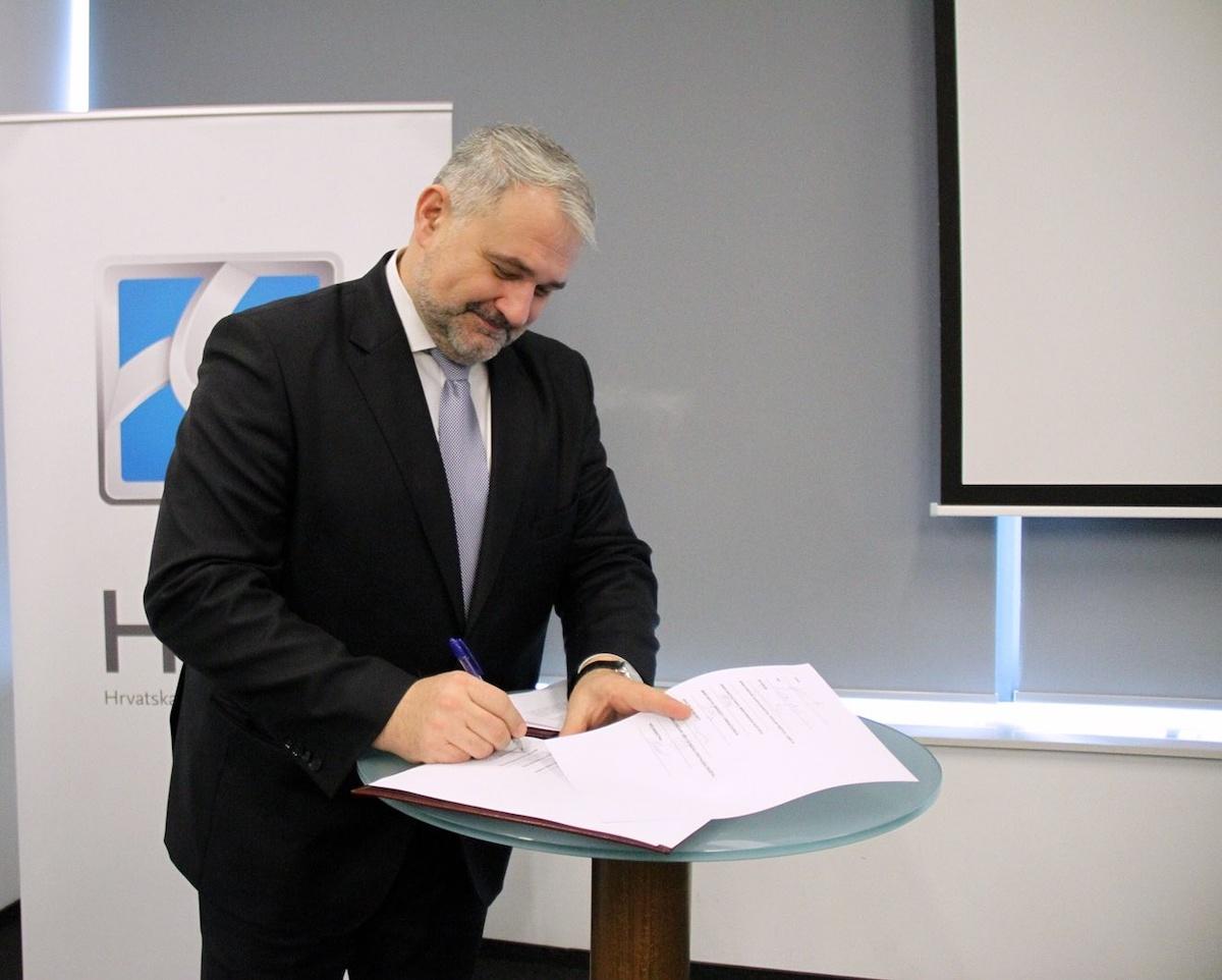 Davor Majetić, glavni direktor HUP-a