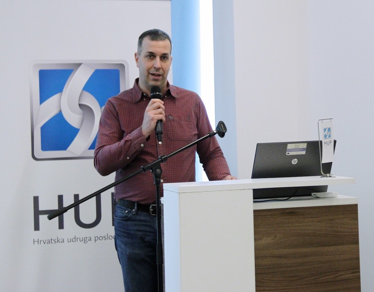 Hrvoje Balen, dopredsjednik HUP- Udruge informatičke i komunikacijske djelatnosti te član Uprave Algebre